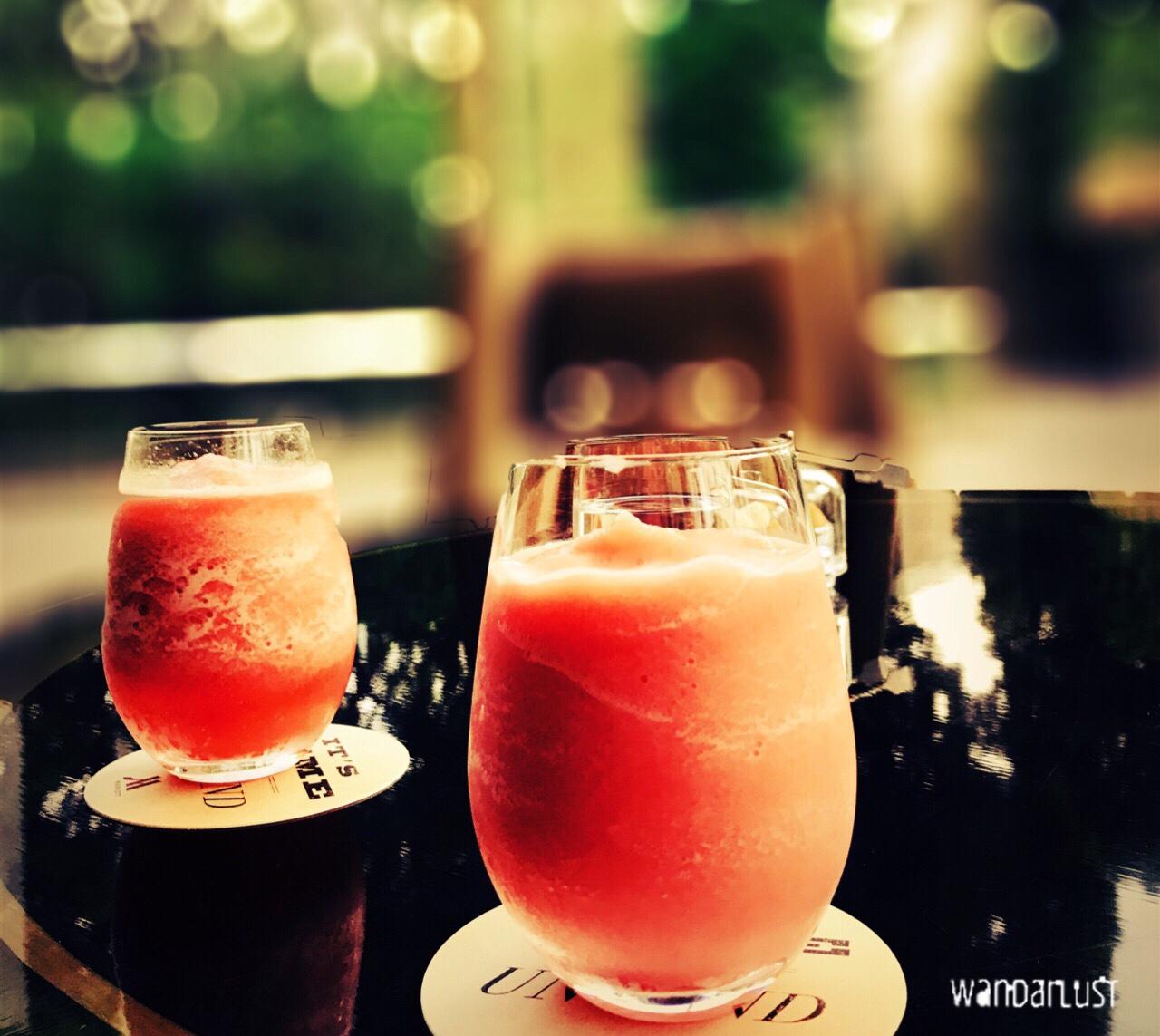 tea lounge at marriot tokyo