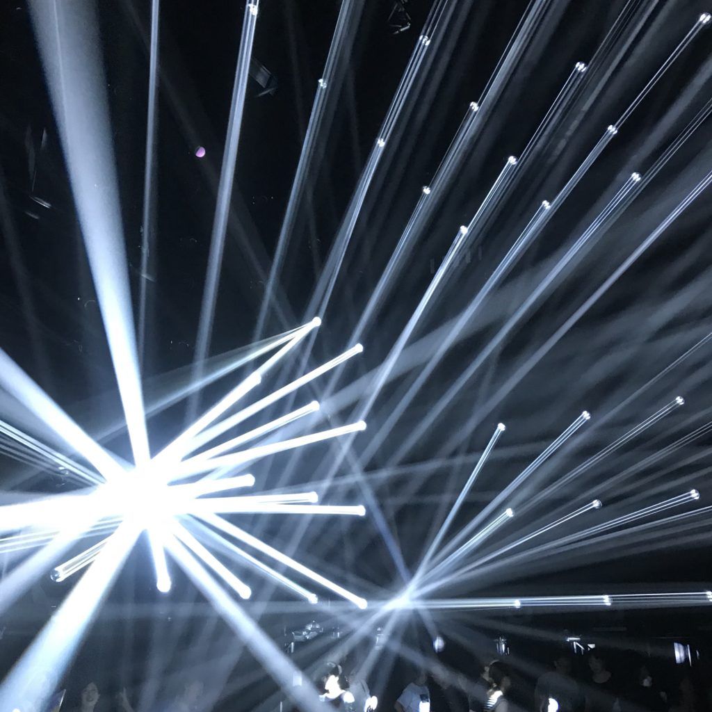 光が躍る ライトシェル