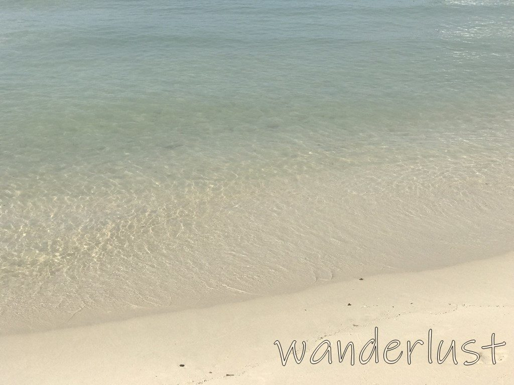 プレミアビレッジのプライベートビーチ